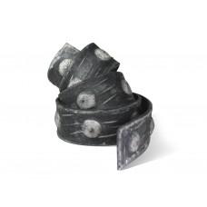 Ремень декоративный-серебро